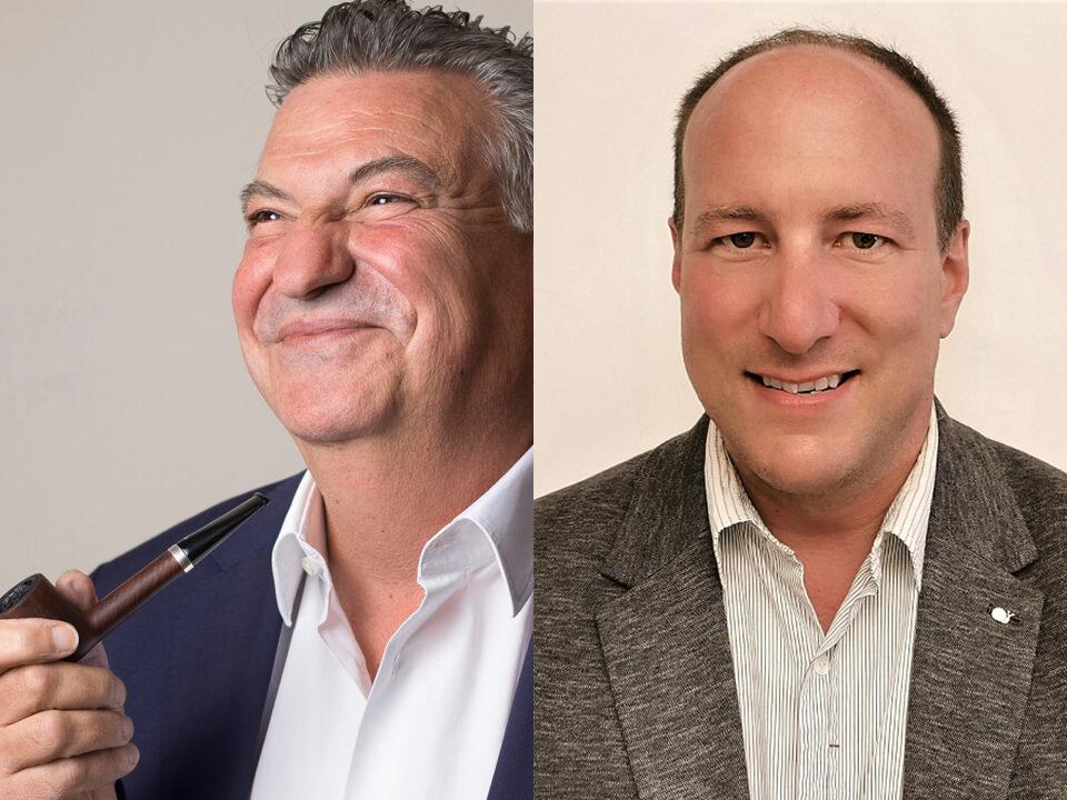 11h05 - Josef Zisyadis et Jean-Marc Imhof