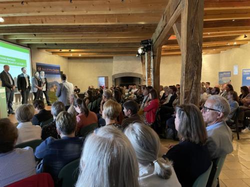 Rencontres suisses de l'Oenotourisme - Aigle 2021