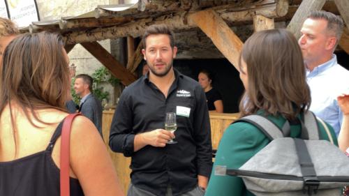 Prix suisse de l'Oenotourisme 2021 - 03.09.2021 Château d'Aigle