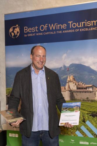 Slow Food Travel (Jean-MarcImhof) - Best of Wine Tourism catégorie Environnement & Développement