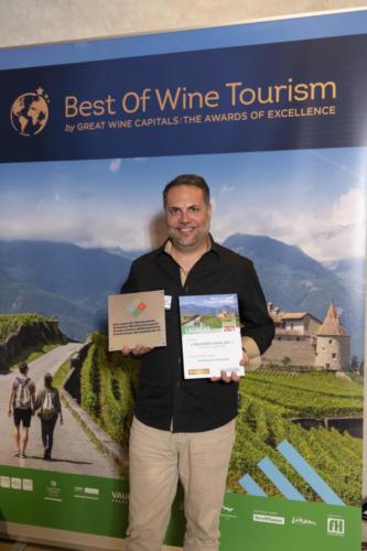 Destination Mont d'Or - Best of Wine Tourism catégorie Architecture & Paysage