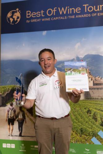 Wines & Boat - Léman Dégustation (Jacques Desbruyères) - Best of Wine Tourism catégorie Découverte & Innovation