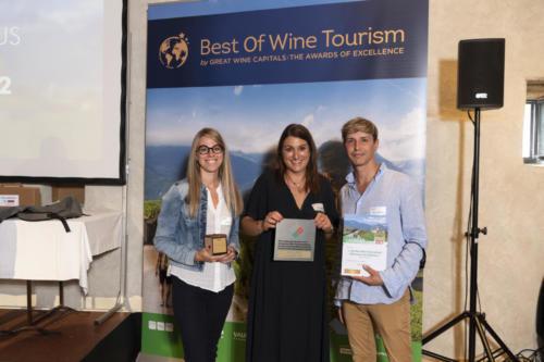 Garden Wine & Slowfood - Afterwork au Château de Vullierens - Best of Wine Tourism catégorie Art & Culture