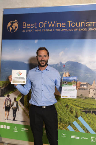 L'Héritier du vignoble, séjour ludique et gastronomiqueHôtel Everness à Chavannes de Bogis - Best of Wine Tourism catégorie Restauration & Hôtellerie